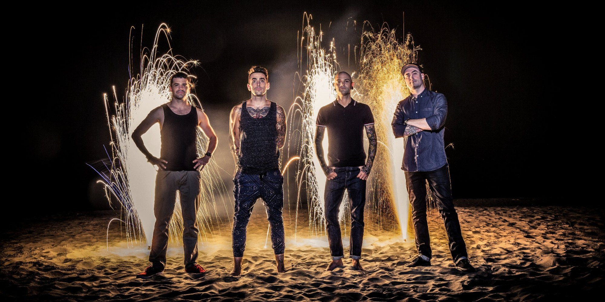 Canadian super-group, Hedley now endorsing Oxygen Amps!